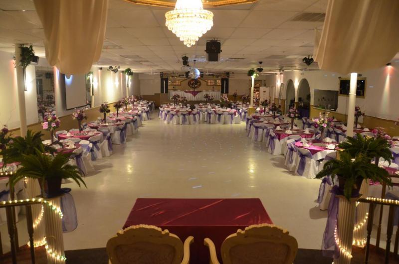 Banquet halls marriage halls party halls
